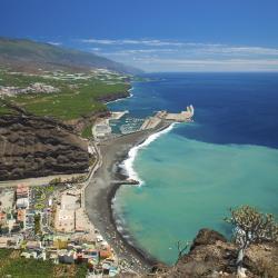 La Palma Island 4 khu cắm trại