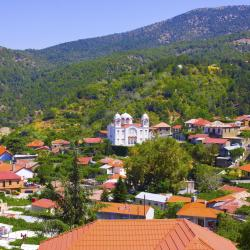 Troodos 25 hotels with pools