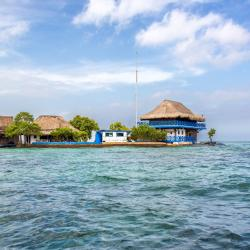 Rosario and San Bernardo Islands 7 resorts