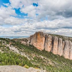 Teruel 3 khu cắm trại
