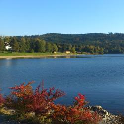 Lake Lipno 3 golf hotels