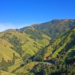 Valle del Cauca 6 telttailualuetta