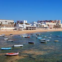 Cádiz (provincie) 23 campings