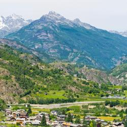Valle d'Aosta 72 serviced apartments