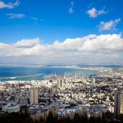 Haifa District 3 campgrounds