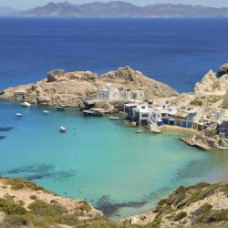 Milos 14 luxury hotels