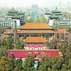 Beijing Area 134 luxury hotels