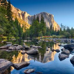 Yosemite National Park 33 glamping sites
