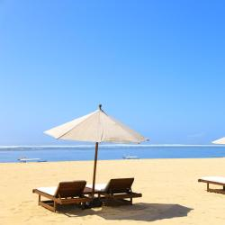 Nusa Dua peninsula 26 levných hotelů
