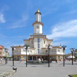 Ivano-Frankivsk 213 homestays