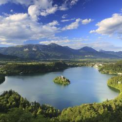 Bled Region 3 serviced apartments