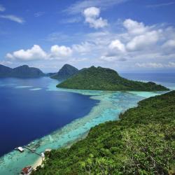 Sabah 46 resorts