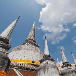 Nakhon Si Thammarat 8 four-star hotels