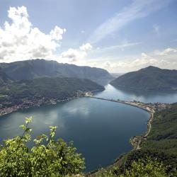Lake Lugano 4 Glamping Sites