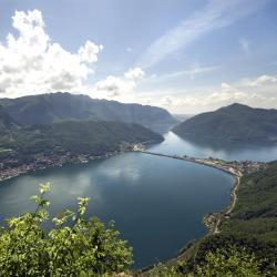 Lake Lugano 4 hostels