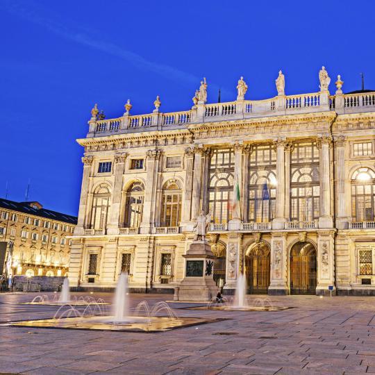 Museums van Turijn