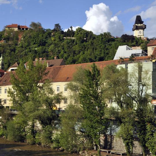 Castelo da Colina de Graz