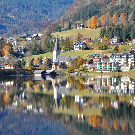 Wellness in Altaussee