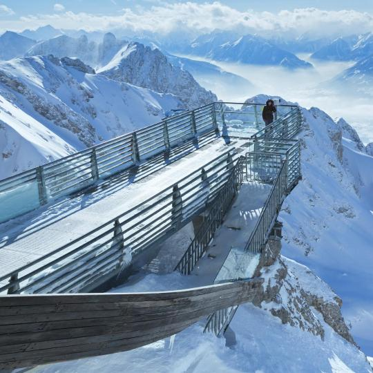Dachstein Skywalk-