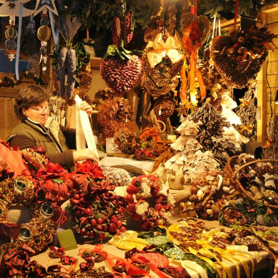 Christmas Markets Valkenburg