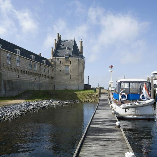 Water sports at Lake Veere