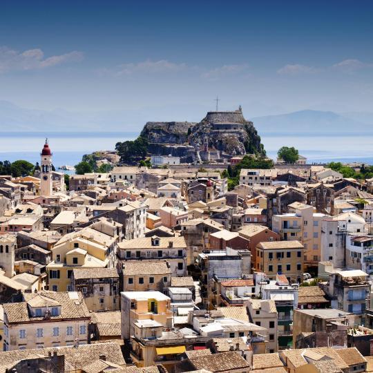Bandar Corfu