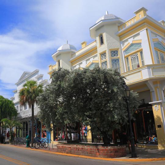 Key West historique