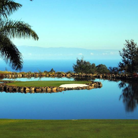 Golf en Hawái