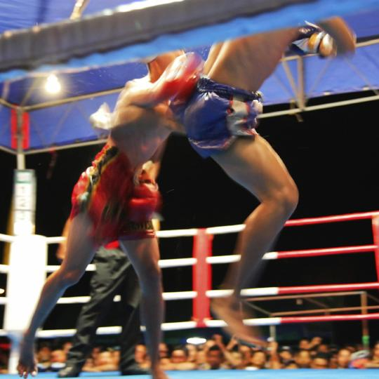 Stade de boxe thaïe de Chaweng