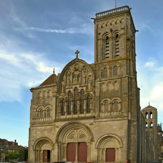 Basilica di Vézelay