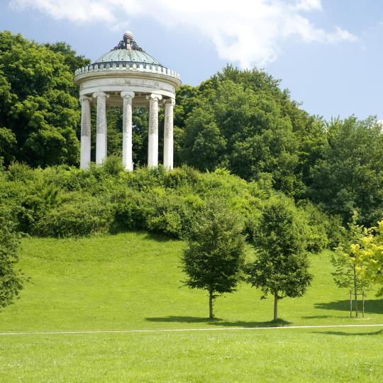 Parc Englischer Garten de Munich