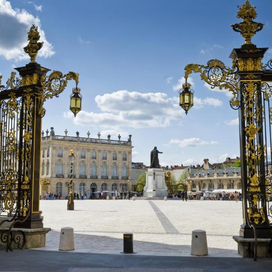 Stanislas Square in Nancy