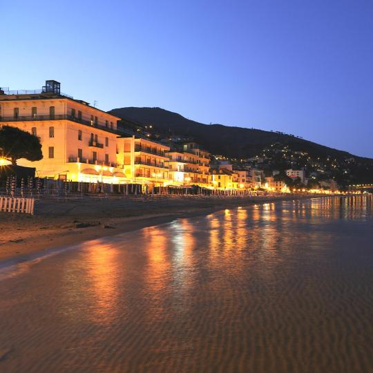 Nightlife in Alassio