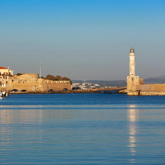 Chania Old Town and Harbour
