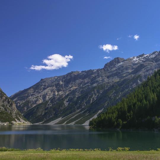 Valtellina valley