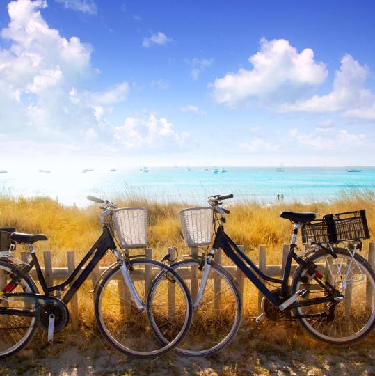 Formentera en bici