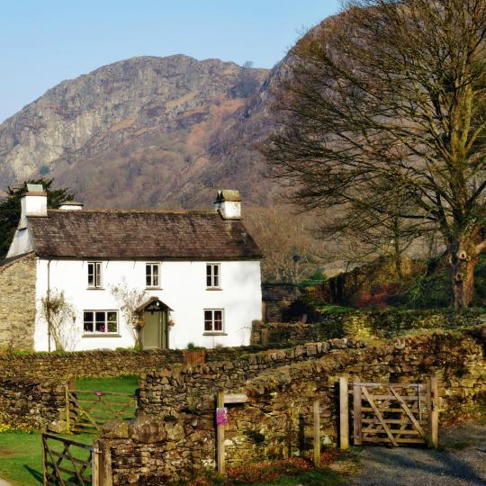 Beatrix Potter House - Hill Top
