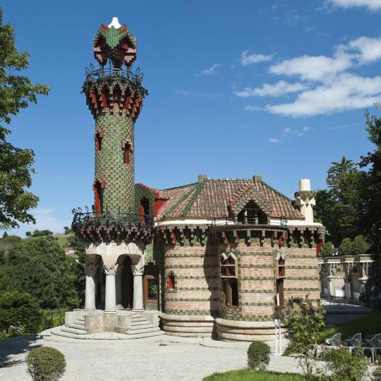 Gaudí's Capricho in Comillas