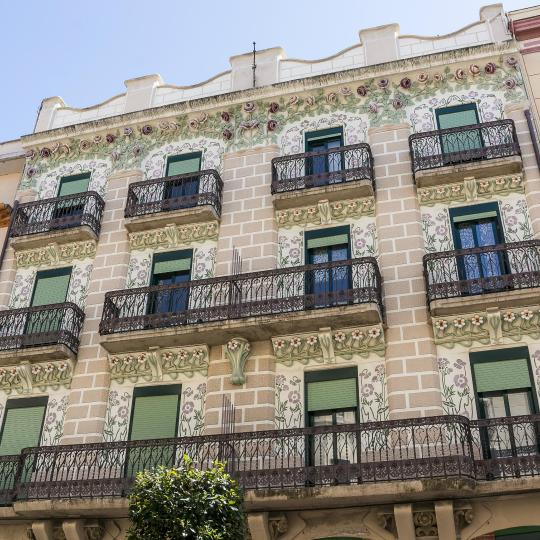 Catalan Modernist architecture in Reus