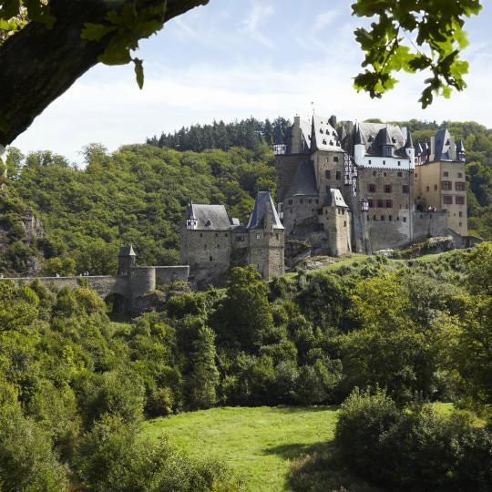 Discover the enchanting Burg Eltz castle