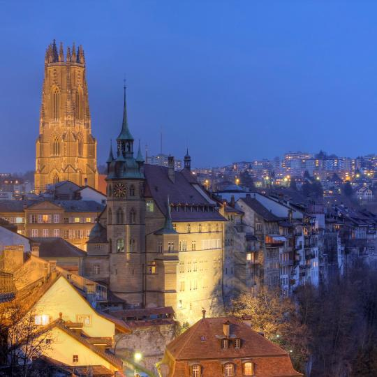 Enjoy nightlife in Freiberg university town