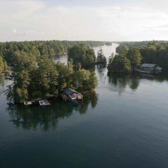 Descoperiți arhipelagul celor o mie de insule