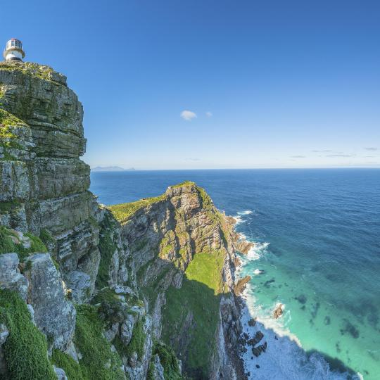 Cape Point and the Cape of Good Hope