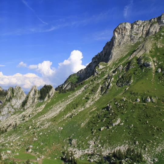 Rochers-de-Naye mountain