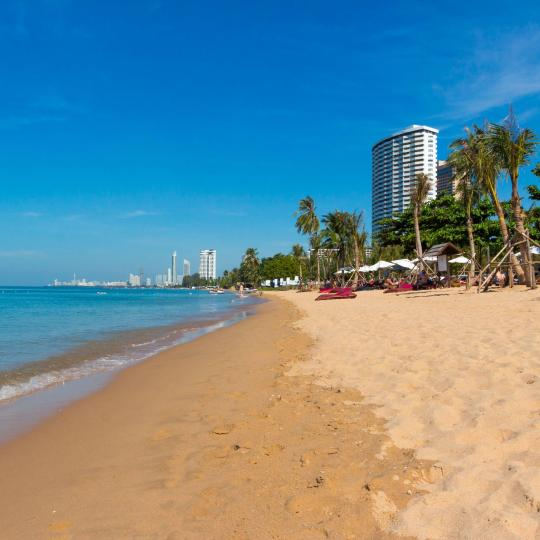 Beaches, beaches and more beaches