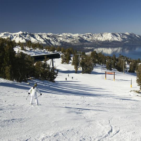 Skiën in de Sierra Nevada