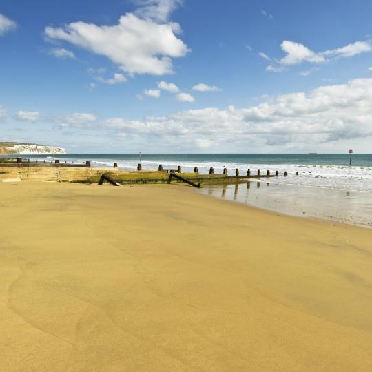 Award-winning beaches