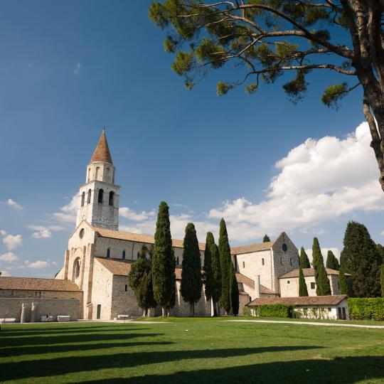Ancient Roman city of Aquileia