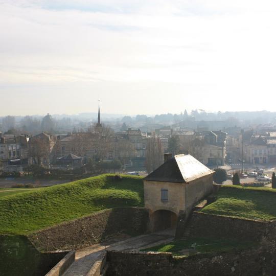 Gironde Estuary and Blaye Citadel
