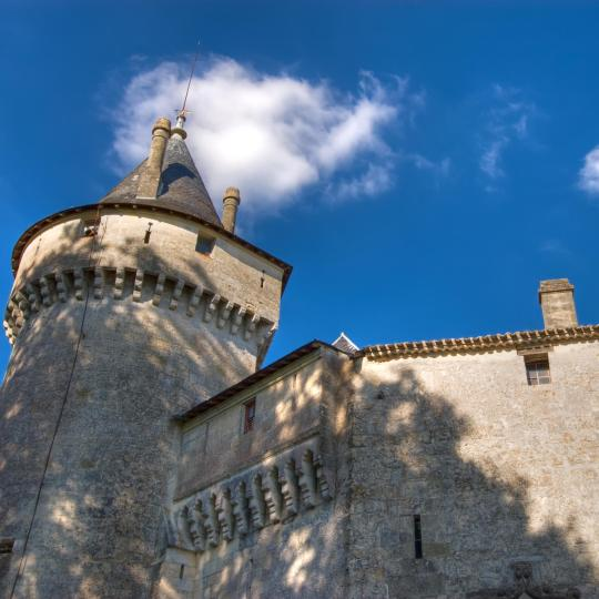 La Brède Castle